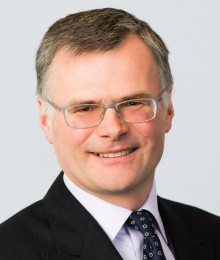 Photo of Andrew Thompson QC