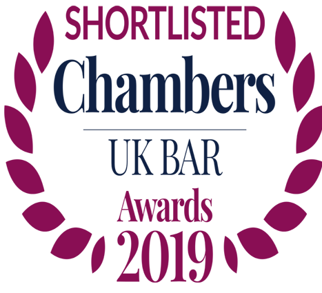 Photo of BEN GRIFFITHS SHORTLISTED FOR 'COMPANY/INSOLVENCY JUNIOR BARRISTER OF THE YEAR' BY CHAMBERS UK BAR AWARDS 2019
