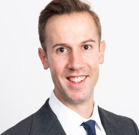 Photo of Matthew Parfitt appointed as Deputy Insolvency and Companies Court Judge